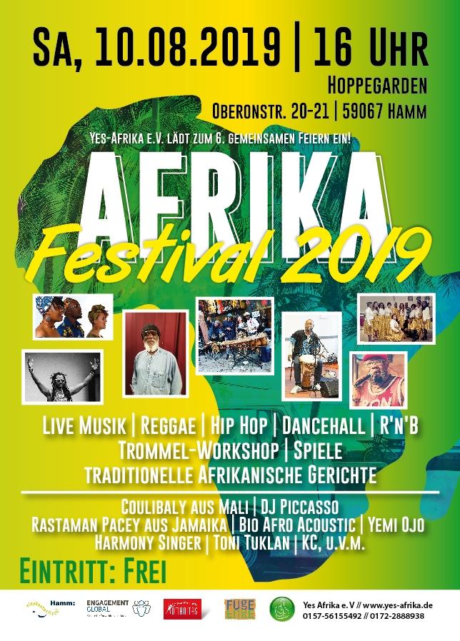 Plakat_Afrika_Festival_2018