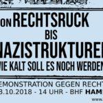 Von Rechtsruck bis Nazistrukturen –Wie kalt soll es noch werden?