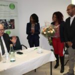 Oberbürgermeister zu Gast bei Yes Afrika